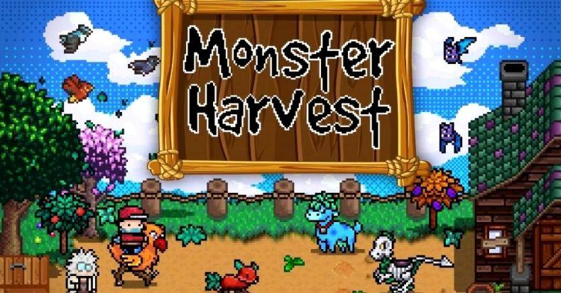 Monster Harvest - Khi Pokemon kết hợp với Stardew Valley