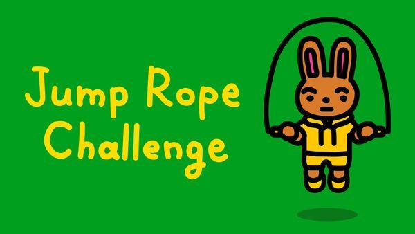 Vui khỏe nhẹ nhàng cùng Jump Rope Challenge trong mùa dịch