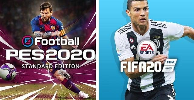 Mùa bóng mới 2020: Bạn chọn FIFA 20 hay PES 2020? Game nào hay hơn?
