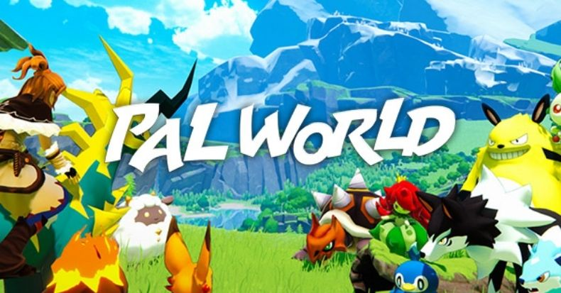 Palworld - Game sinh tồn thế giới mở kết hợp Digimon, Pokemon, Fortnite
