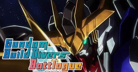 Phim Gundam Build Divers Battlogue