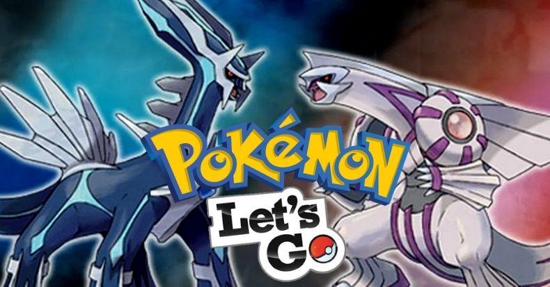 Pokemon Diamond & Pearl sẽ là phiên bản Let's Go mới?