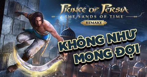 Prince of Persia The Sands of Time Remake đánh thức series xưa cho PS4, Xbox One, PC