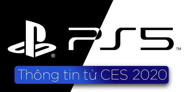Tin PS5 chính thức từ Sony tại CES 2020