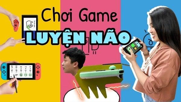 Game Nintendo Switch hay và sáng tạo nhất | Chơi Brain Training cùng nShop