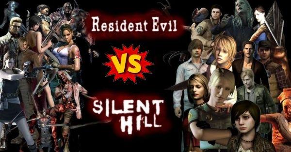 Resident Evil và Silent Hill - 2 tựa game chuẩn định hình nên thể loại game kinh dị!