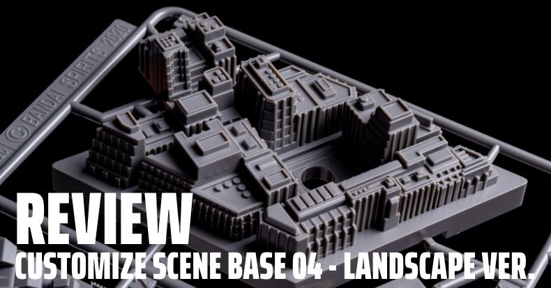 Review nhanh Customize Scene Base 04 - Landscape Ver.