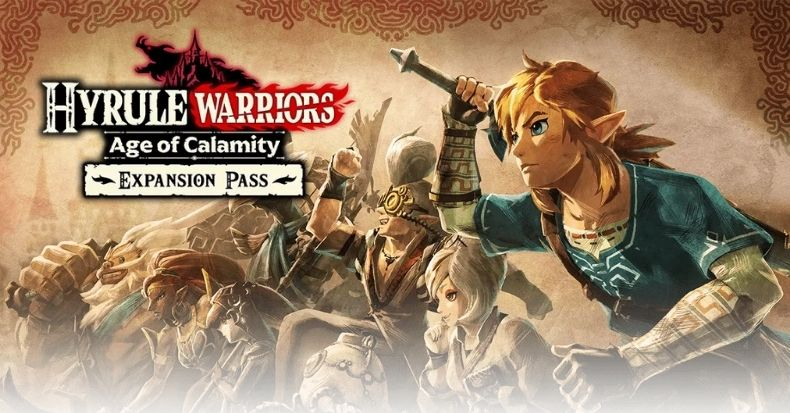 Hyrule Warriors: Age of Calamity ra mắt DLC Expansion Pass mới