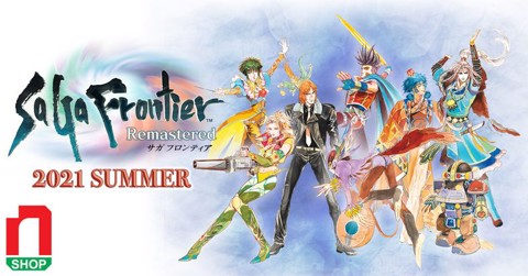 SaGa Frontier Remastered gặp lại game thủ vào 2021