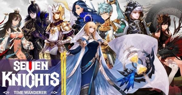 Seven Knights: Time Wanderer ấn định ngày ra mắt trên Switch