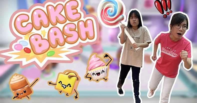 Cùng chơi game Cake Bash cực vui trên Nintendo Switch, PS4 với nShop