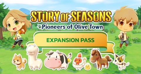 Story of Seasons Switch sẽ có DLC