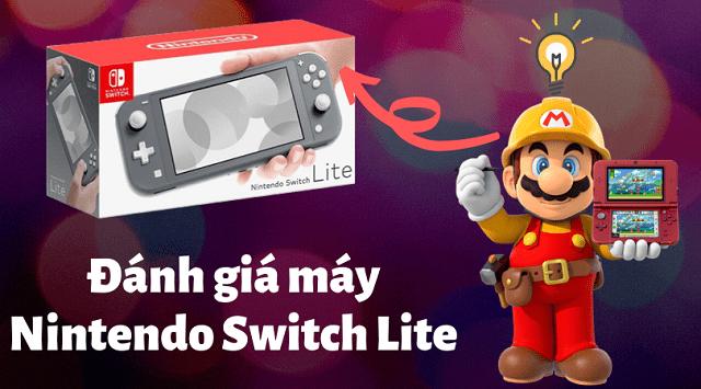Nintendo Switch Lite đánh giá từ góc nhìn game thủ 2DS - 3DS lên đời