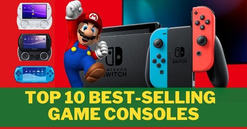 81.22 triệu máy bán ra, Nintendo Switch vượt doanh số PSP