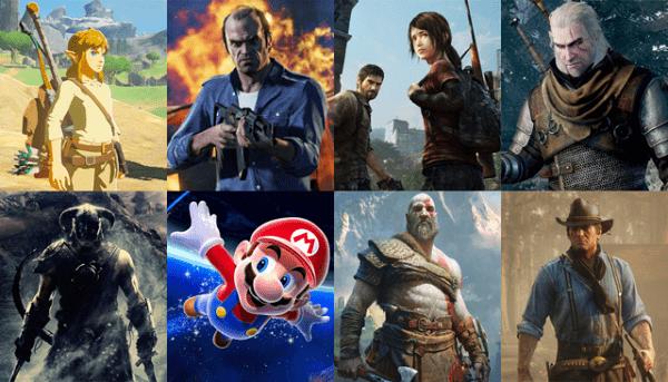 Top 50 game trên mọi hệ máy hay nhất thập kỷ 2010-2020