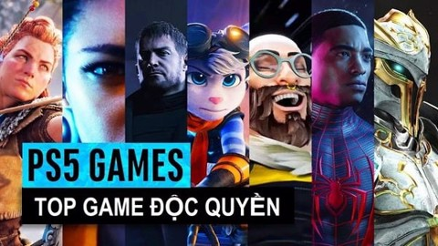 Top game độc quyền PS5 sắp ra mắt | Playstation 5 top game