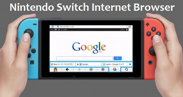 Update 9.0: Nintendo Switch Internet Browser vẫn bị ẩn