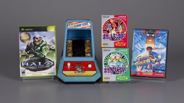 HALO, Pokémon và Những game được đưa vào World Video Game Hall of Fame (2017)
