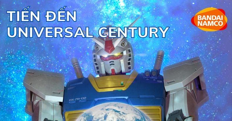 Những ý tưởng từ Gundam Universal Century sẽ giúp cuộc sống tốt đẹp hơn