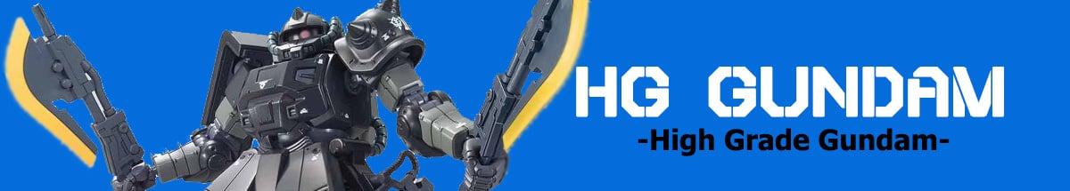 Shop Gundam chuyên High Grade (HG)