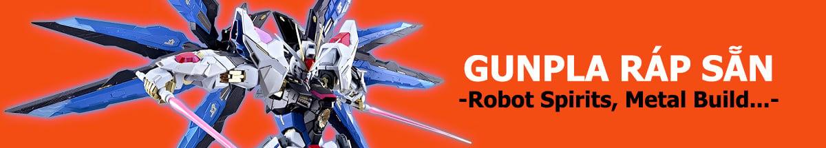 Shop Gundam chuyên các mẫu Gunpla Ráp Sẵn