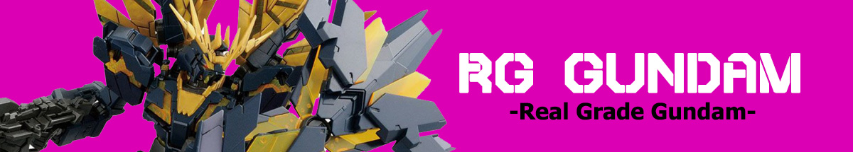 Shop Gundam chuyên Real Grade (RG)