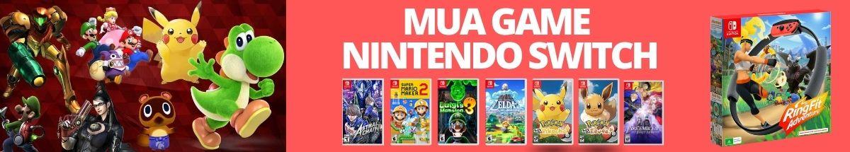 Game Cho Nintendo Switch & Switch Lite