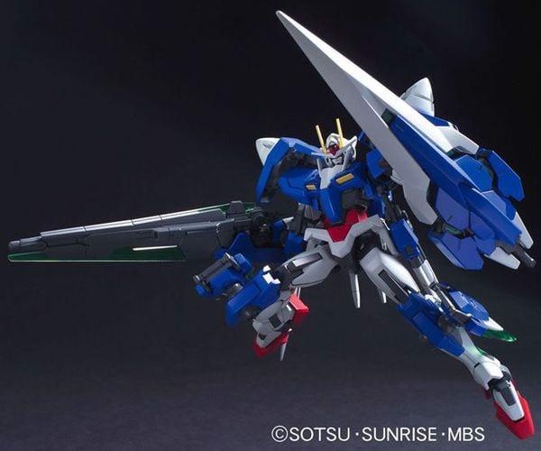 00 Gundam Seven Sword G HG00 bandai