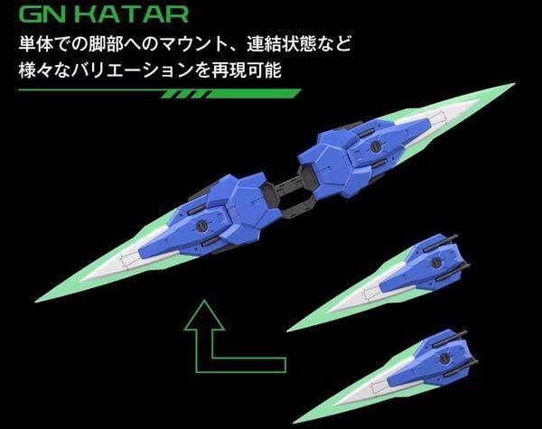 00 Gundam Seven SwordG PG siêu đẹp