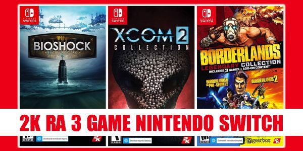 2k ra 3 game collection cho nintendo switch