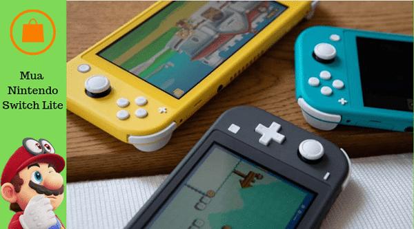 7 lý do nên mua Nintendo Switch Lite