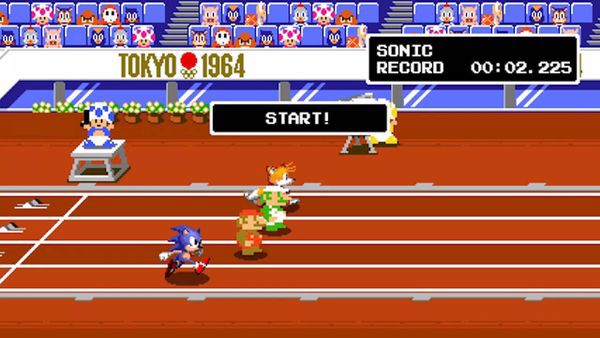 mua game Mario & Sonic at the Olympic Games Tokyo 2020 cho Nintendo Switch ở Việt Nam
