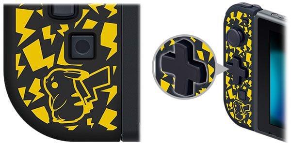 mua bán HORI D-Pad Controller Joy-con Left Nintendo Switch Pikachu giá rẻ