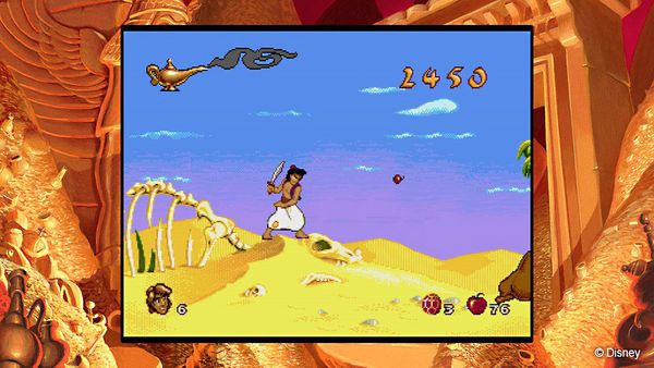 mua game Disney Classic Games Aladdin and The Lion King Nintendo Switch giá rẻ