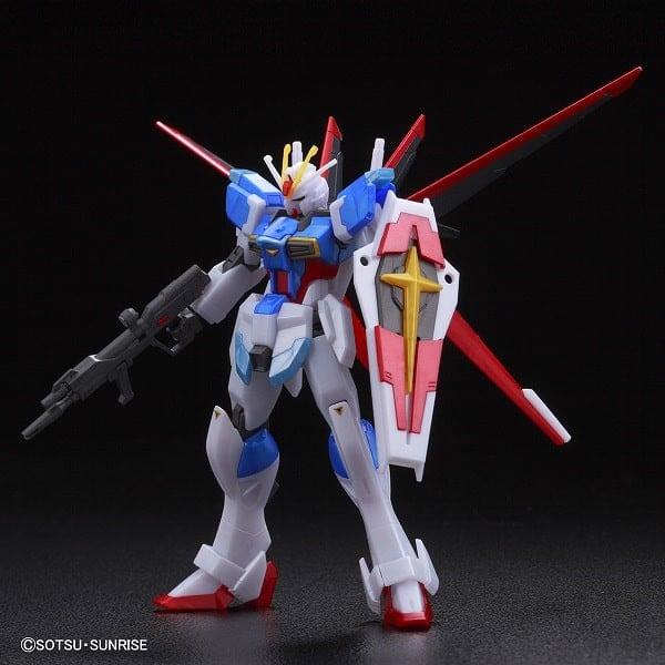 Mua Gundam HCM Gundam Limited ZGMF-X20A STRIKE FREEDOM GUNDAM vs FORCE IMPULSE GUNDAM (BATTLE OF DESTINY) [METALLIC]