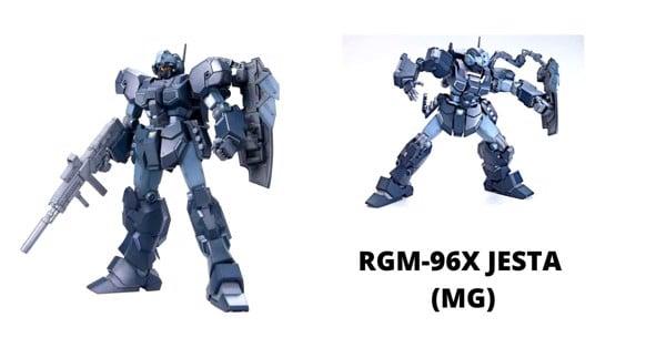 Shop Gundam HCM Mô hình Gundam RGM-96X Jesta chính hãng Bandai