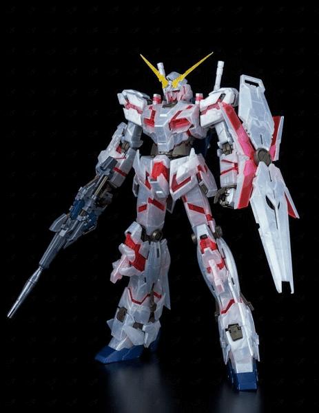 Mua mô hình Limited Gundam MG UNICORN GUNDAM [METALLIC GLOSS INJECTION] chính hãng Bandai