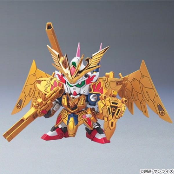 Shop Gundam mô hình Musha Victory Gundam SD Legend BB397 chính hãng Bandai