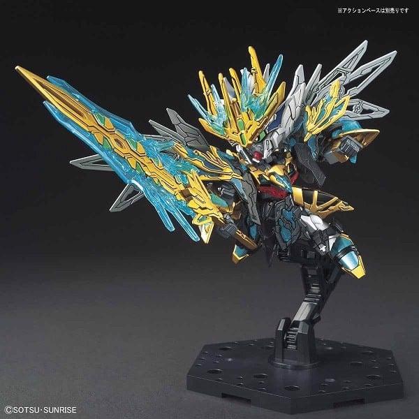 Mô hình SD Gundam Tam Quốc Tian Ba Cao Cao - Thiên bá Tào Tháo chính hãng Bandai
