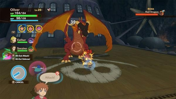 cửa hàng bán game Ni no Kuni Wrath of the White Witch cho Nintendo Switch