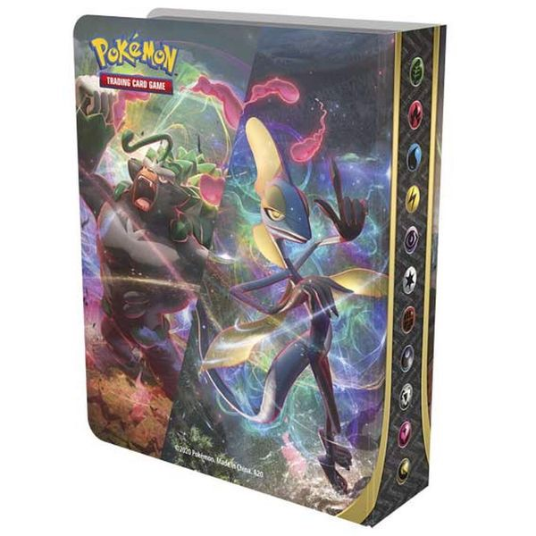 cửa hàng bán Mini album booster pack bai Pokemon Sword Shield rebel clash