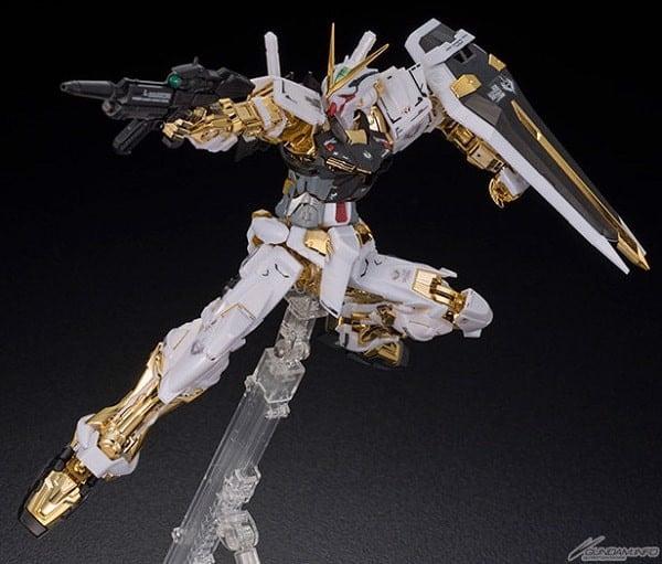 Mô hình Limited Gundam MG GUNDAM ASTRAY GOLD FRAME [GOLD COATING] Bandai