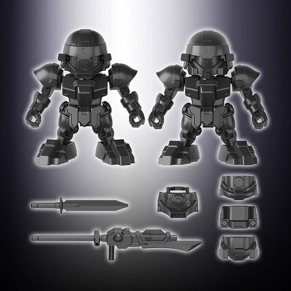 Mô hình SD Gundam Tam quốc BUG & Bu Dui Bing Quân Lính giá rẻ chính hãng