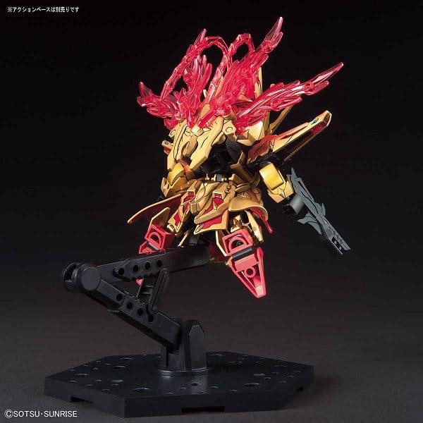 Mô hình SD Gundam Tam Quốc Zhou Yu Akatsuki Chu Du Cửa hàng Gunpla nShop