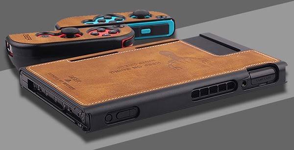 ốp lưng Nintendo Switch The Alley Phụ kiện cao cấp bảo vệ Joycon an toàn