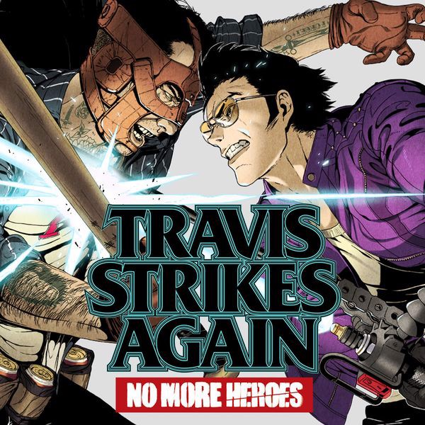 game shop bán game Travis Strikes Again No More Heroes cho nintendo switch