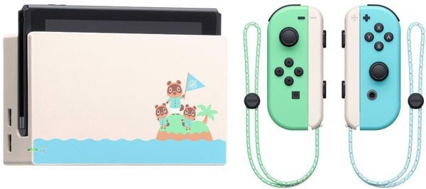 game shop bán Nintendo Switch Animal Crossing New Horizons Special Edition