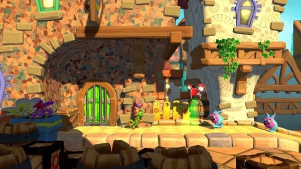 mua game Yooka-Laylee and the Impossible Lair cho Nintendo Switch giá rẻ