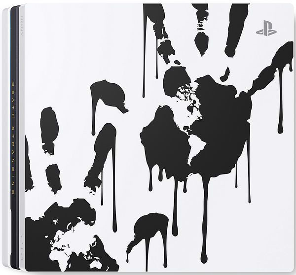 cửa hàng bán game PlayStation 4 Pro Death Stranding Limited Edition sony