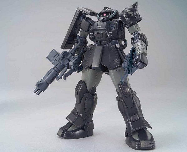 Act Zaku Kycilias Forces HG  1144